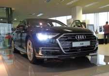 Új Audi A8: Szlovákiai bemutató