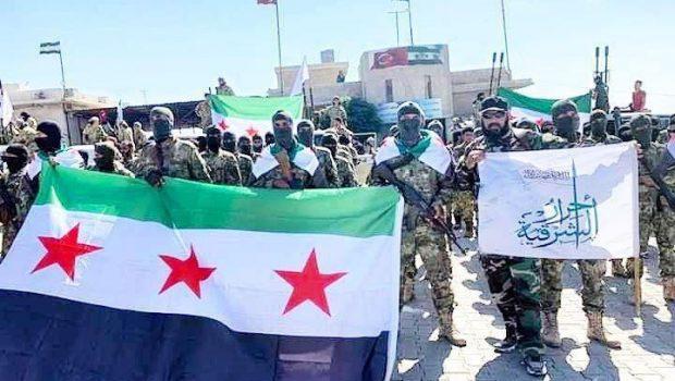 A törökök iszlamista csatlósai is részt vesznek a kurdok elleni offenzívában