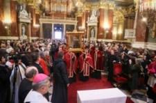 Budapestre érkezett a máriapócsi kegykép