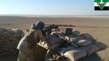 Amerikaiak által kiképzett szabotőrök veszélyeztetik Szíria biztonságát