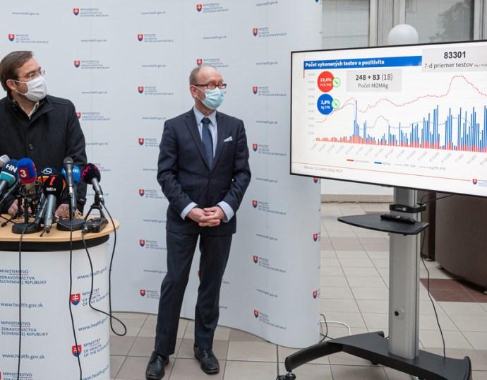 Krajčí: Javul a járványhelyzet, februártól talán már enyhítetünk a szigorításokon