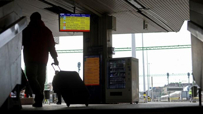 Nagy újítás jön a pályaudvarokon