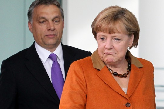 Merkel,   Soros,  Orbán  (és  a Többiek)