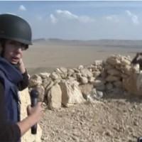 Testközelből az Iszlám Állam állásai Palmyrában