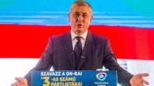 Ahogy Gyurcsány Ferencet, úgy még senkit nem választottak pártelnöknek Magyarországon