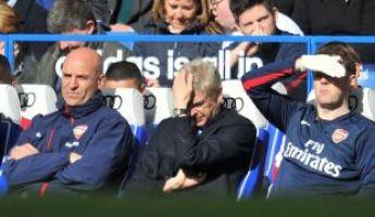 Wenger összezuhant, kihagyta a sajtóértekezletet