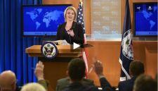 """USA külügy: """"Ó, maga az orosz médiának dolgozik? – Következő kérdés!"""""""