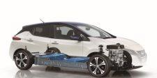 Így néz ki szétszedve egy elektromos autó