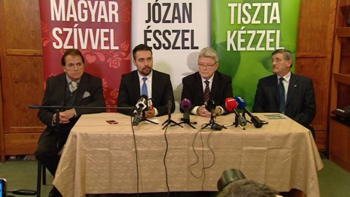 Sikeresnek tartja a Jobbik néppártosodását Vona Gábor
