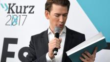 """Sebastian Kurz választási kampányfináléja: """"Rend és biztonság"""""""