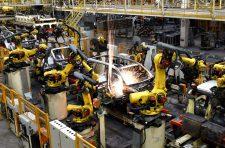 Kína futószalagon gyártja a robotokat
