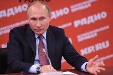 Putyin: Oroszország tudja, ki volt szíriai támaszpontjaik támadója
