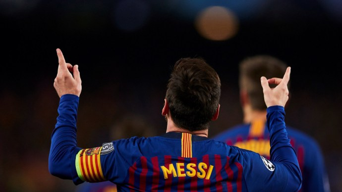 Messit egyetlen dolog motiválja