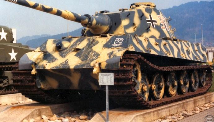 Königstiger: Hitler terminátor tankja