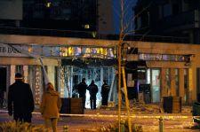 Bankot robbantottak Budapesten