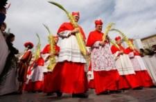 Virágvasárnapi szentmise Rómából – ÉLŐ ONLINE SZENTMISE-KÖZVETÍTÉS