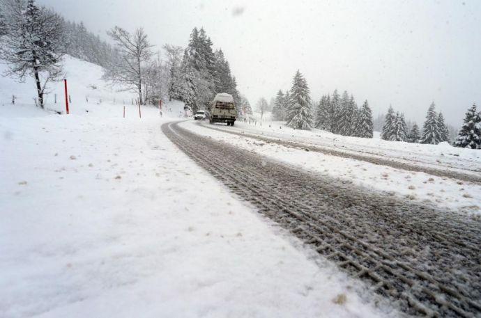 Jelentős mennyiségű hó csaphat le az országra