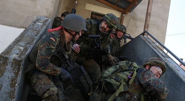Bundeswehr botrány – A német hadsereg fegyelme a béka feneke alatt 18+