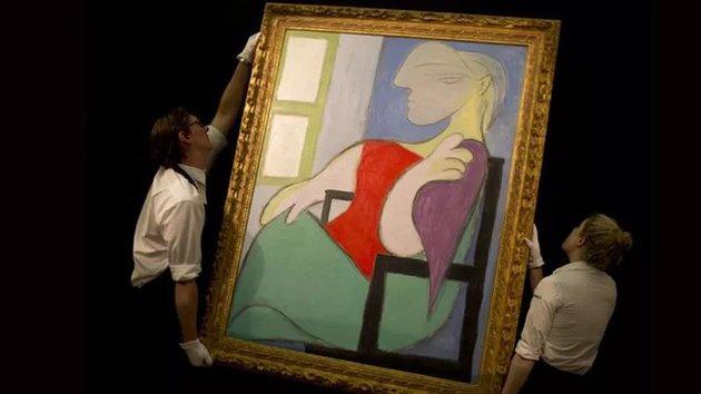 Májusban kalapács alá kerül Picasso monumentális alkotása