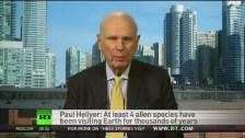 Újra komoly interjúban beszél a földönkívüliek jelenlétéről a volt kanadai védelmi miniszter !