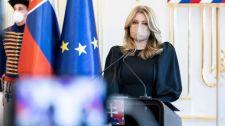 Zuzana Čaputová Koppenhágába utazott, hogy találkozzon a dán koronaherceggel