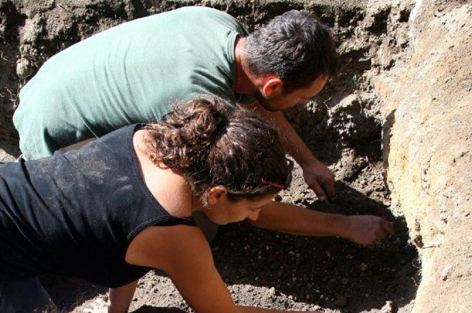 A felfedezés a pusztító járvány egyetlen régészeti emléke