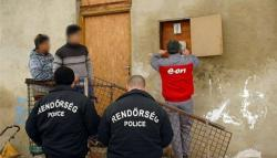 ÁRAMLOPÁS – Végre a rendőrség is lépett
