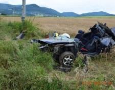 Tragikus baleset – egy fiatal férfi vesztette életét