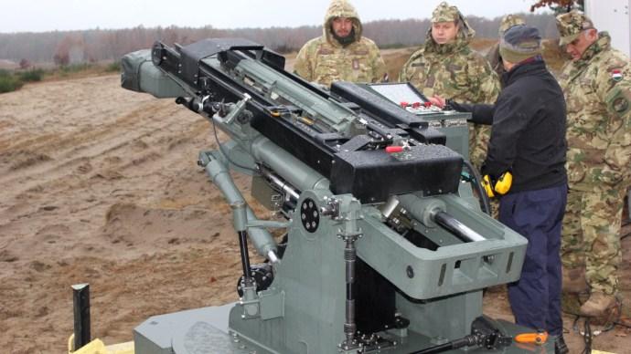 """""""Elképesztő szuperfegyverek készülnek a titokban megvásárolt magyar fegyvergyárban"""""""