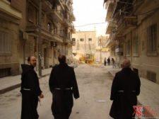Az aleppói plébános szerint Szíriában drámai a helyzet