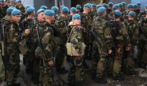 Légideszánt csapatok hadgyakorlata: nemzetközi jelentőségű készenlét