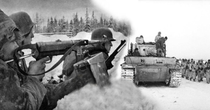 A Waffen-SS fegyver- és csapatnemei, valamint felszereltsége 1939-1945 között