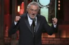 """De Niro élő kirohanása az amerikai elnök ellen: """"Pi…ba Trumppal!"""""""