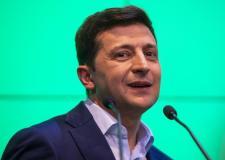 Az ukrán államfő magyarul is megszólalt újévi köszöntőjében