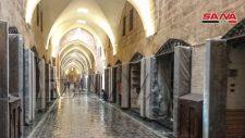 16 ezer iparos és kézműves tért vissza Aleppo városába