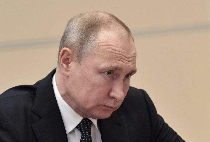 Putyin elítéli a hajnali szíriai támadást