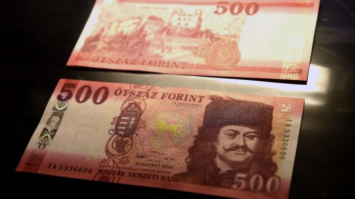 Péntektől új forintbankjeggyel kell megbarátkoznunk