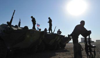 Orosz katonai járművek hatoltak be Ukrajnába