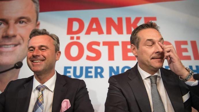 Norbert Hofer lett az Osztrák Szabadságpárt új elnöke