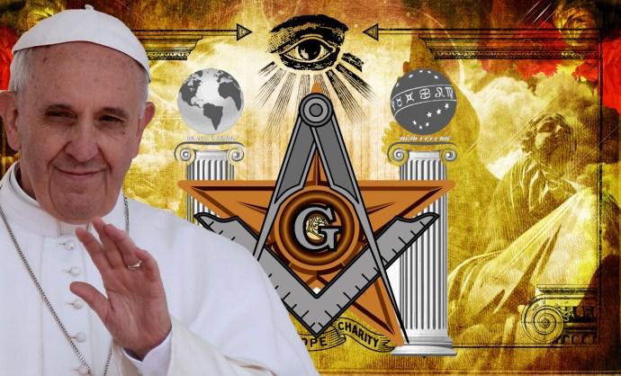 Fricz Tamás: A szabadkőművesség és a pápa
