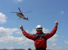 Mentőhelikopter tragédiája a Szlovák Paradicsomban