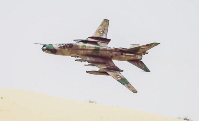 A szövetséges amerikaiak lelőttek egy szövetségeseket bombázó szövetséges szíriai vadászgépet