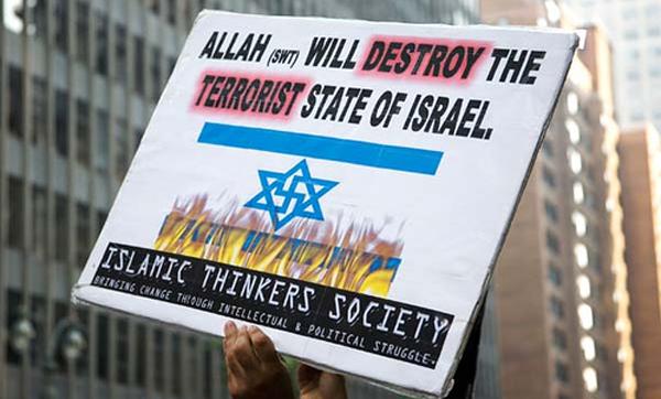 """""""Izrael el fog tűnni"""": A Hamasz második holokausztot hirdet (VIDEÓ)"""