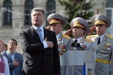 Porosenko elmondta, mivel kell együtt élniük az ukránoknak