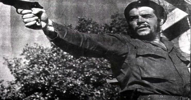 """Százakat végzett ki a baloldal """"romantikus hőse"""", a marxista terrorista Che Guevara"""