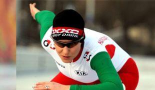 Egy nő veri a férfiakat a magyar bajnokságon