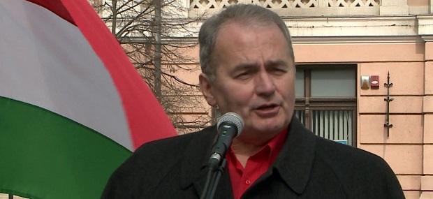 Figyelj, még igaz magyar baloldal: Szavazz a Munkáspártra!