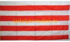 Az Árpádsávos zászló története