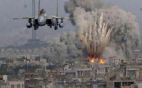 Több mint félszáz halálos áldozata van a Damaszkusz közelében történt légicsapásnak