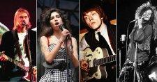 Hét zenész, aki 27 évesen halt meg
